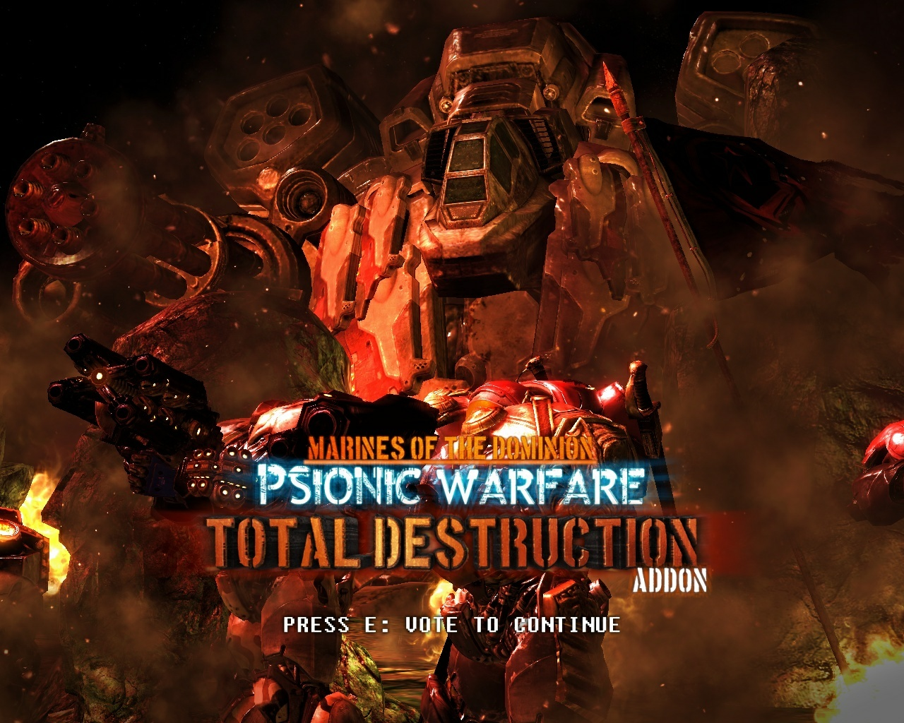 MOTD: Psionic Warfare