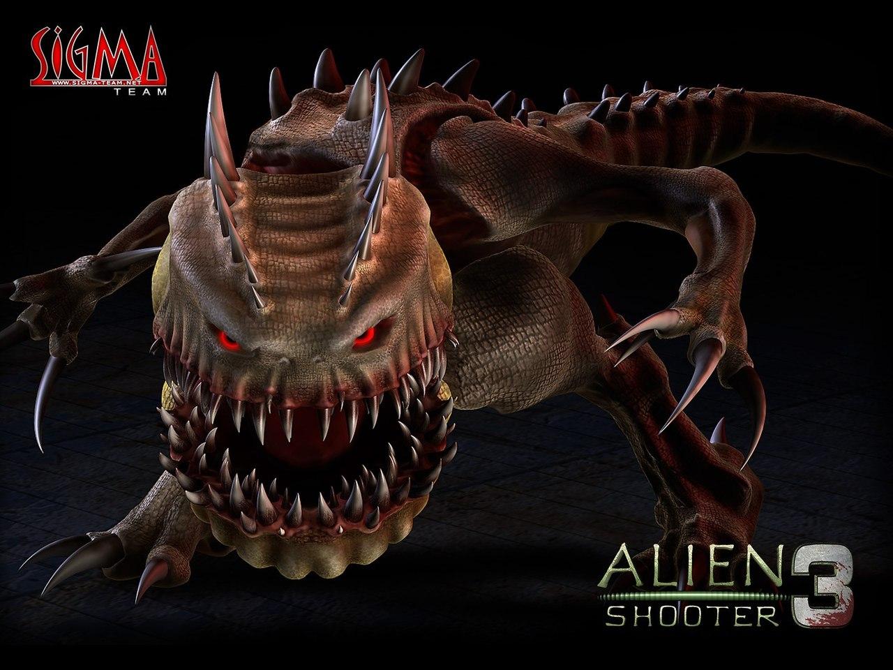 Защищено: Alien Shooter Эпизод 2