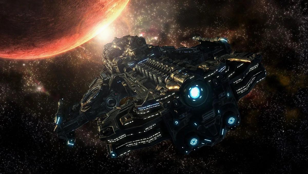 Starcraft: Sunya