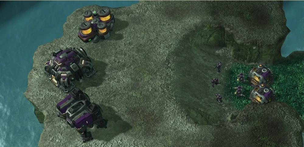 terran base hex
